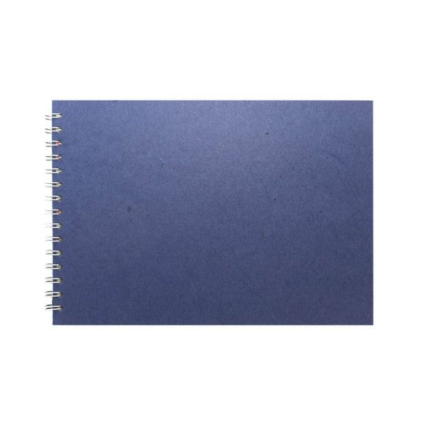 A4 Landscape, Royal Blue Display Book by Pink Pig International