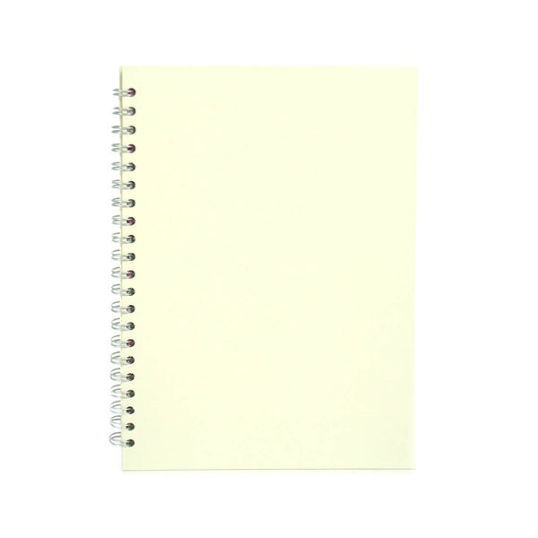 A4 Portrait, Eco Ivory Sketchbook by Pink Pig International