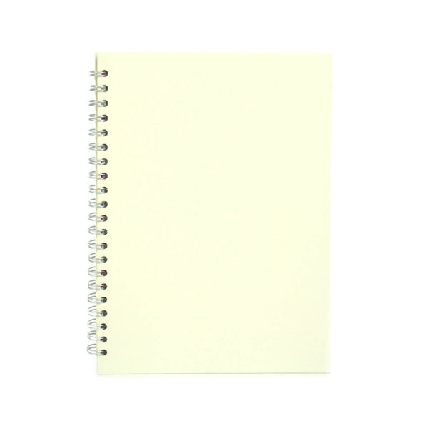 A4 Portrait, Eco Ivory Notebook by Pink Pig International