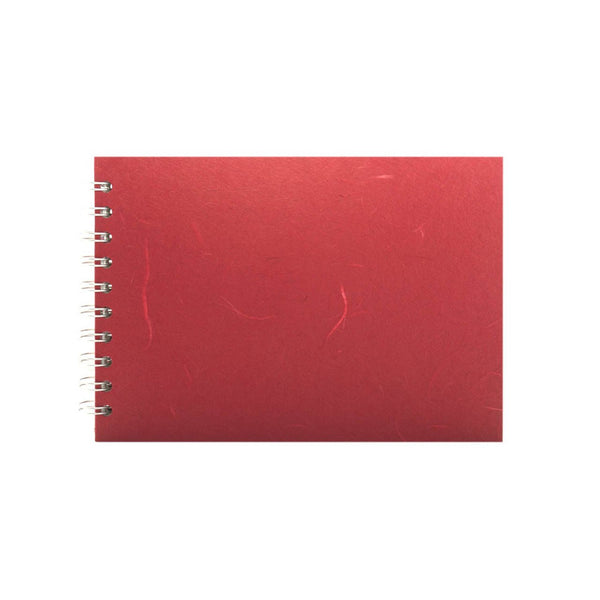 A5 Landscape, Red Display Book by Pink Pig International