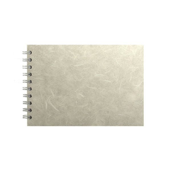 A5 Landscape, Ivory Sketchbook by Pink Pig International