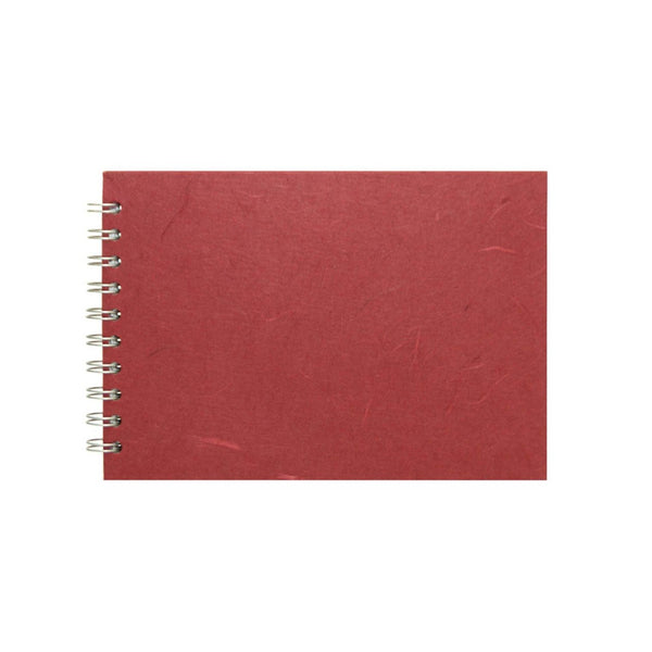 A5 Landscape, Claret Display Book by Pink Pig International