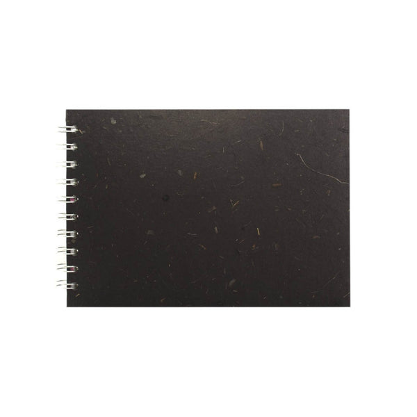 A5 Landscape, Ebony Display Book by Pink Pig International