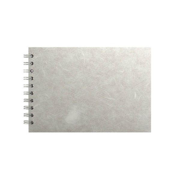 A5 Landscape, White Sketchbook by Pink Pig International