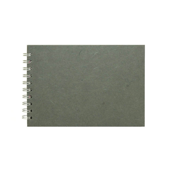 A5 Landscape, Granite Sketchbook by Pink Pig International