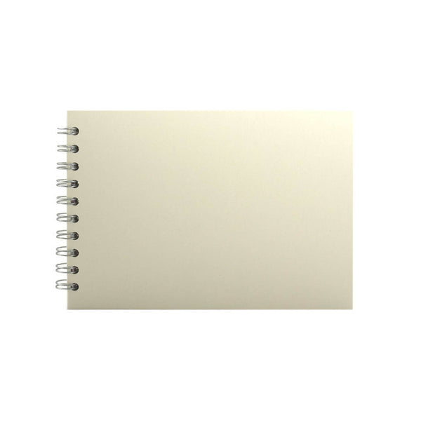 A5 Landscape, Eco Ivory Sketchbook by Pink Pig International