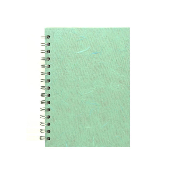 A5 Portrait, Sage Display Book by Pink Pig International