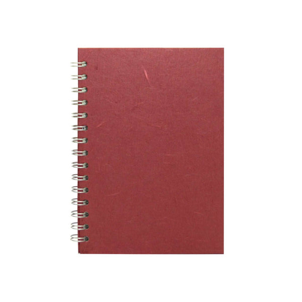 A5 Portrait, Claret Display Book by Pink Pig International