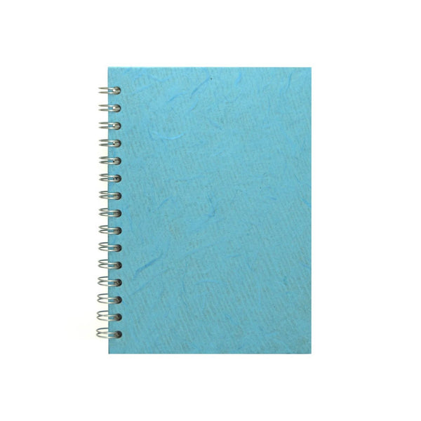 A5 Portrait, Aqua Display Book by Pink Pig International