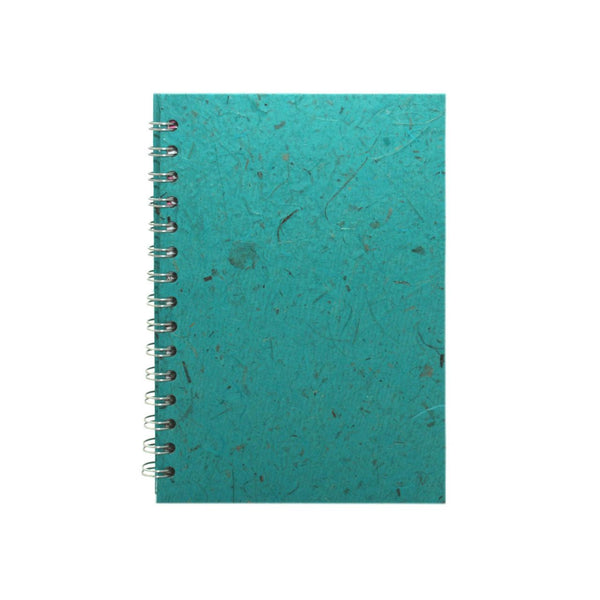 A5 Portrait, Sky Blue Display Book by Pink Pig International