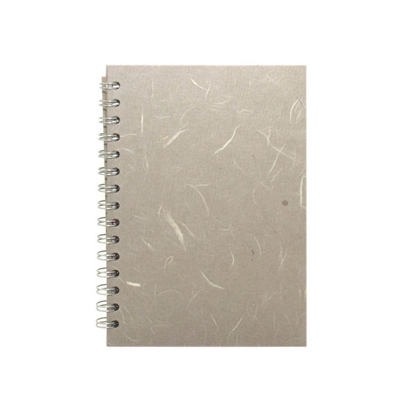 A5 Portrait, Pale Grey Display Book by Pink Pig International
