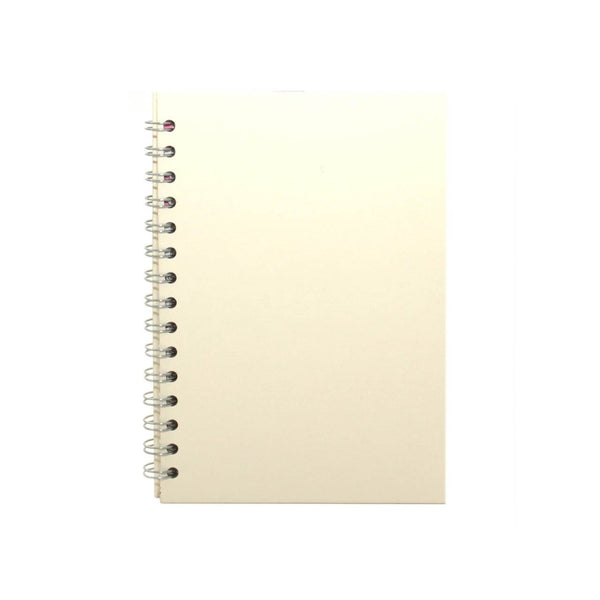 A5 Portrait, Eco Ivory Sketchbook by Pink Pig International