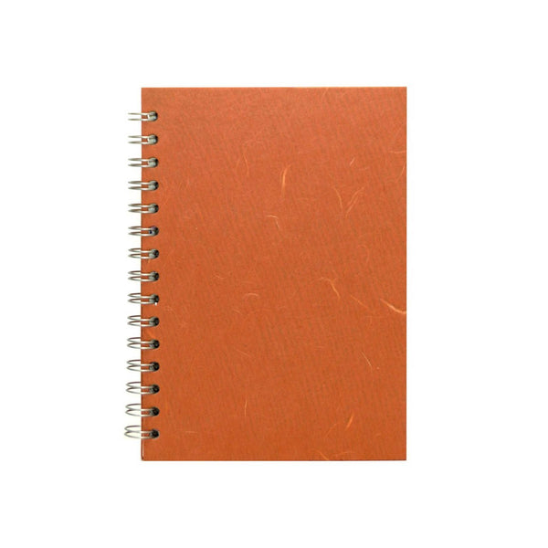 A5 Portrait, Sunfire Notebook by Pink Pig International