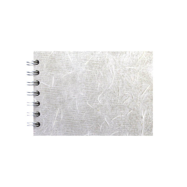 A6 Landscape, White Sketchbook by Pink Pig International