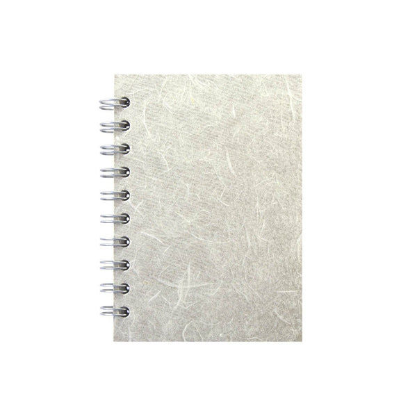 A6 Portrait, Ivory Notebook by Pink Pig International