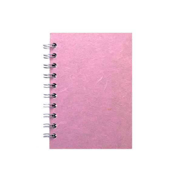 A6 Portrait, Pale Pink Sketchbook by Pink Pig International