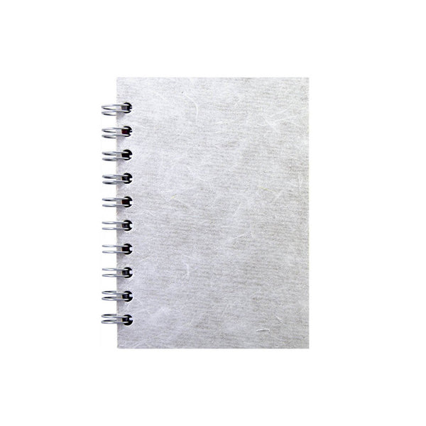 A6 Portrait, White Sketchbook by Pink Pig International