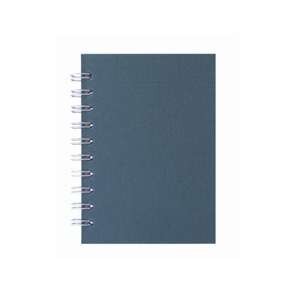A6 Portrait, Eco Green Notebook by Pink Pig International