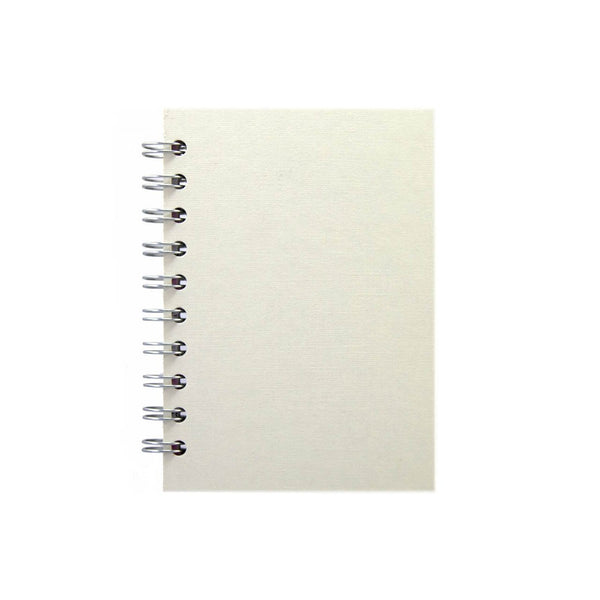 A6 Portrait, Eco Ivory Notebook by Pink Pig International