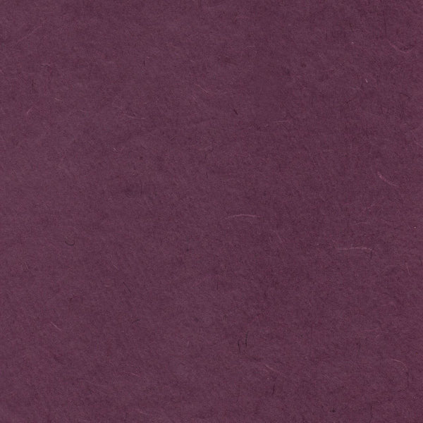 5 Sheets, Aubergine Paper & Card by Pink Pig International