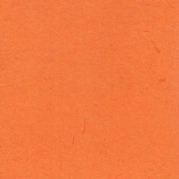 5 Sheets, Orange Paper & Card by Pink Pig International
