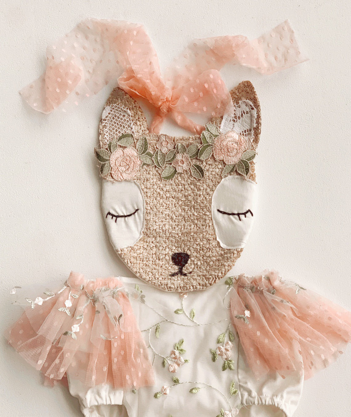 Whimsical fawn