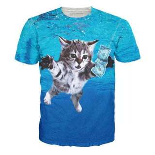 Exclusive: NirvaCat T-Shirt!