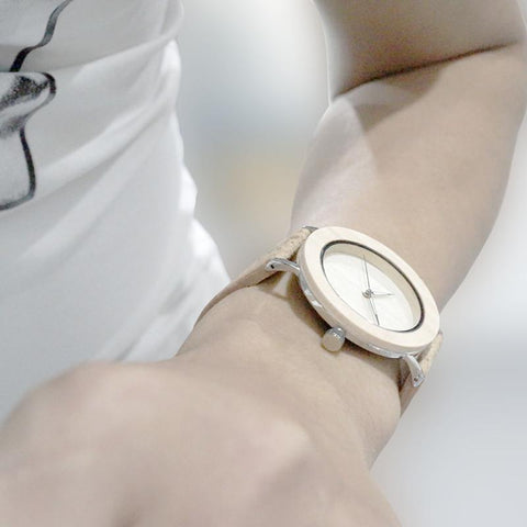 Luxury Natural Bamboo Watches