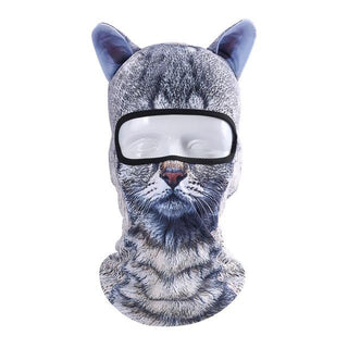 Special Edition Cats & Dogs Windproof Masks