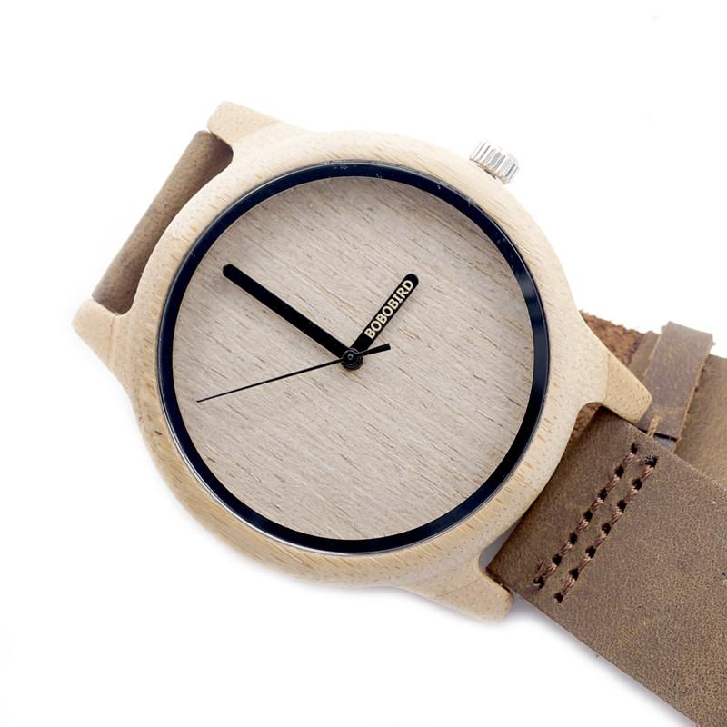 Handmade Bamboo Wood Watch