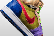 Pay Homage What the Scrap Top 3 Premium Air Jordan 1