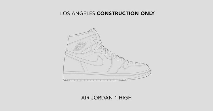 Los Angeles Class / Air Jordan 1 / October 16th-18th, 2020