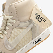 Air Jordan 1 High Off-White Lux Sail