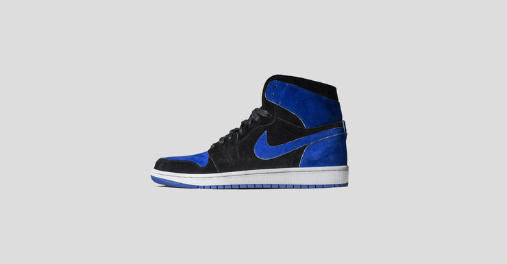 Deconstructed Royal Air Jordan 1