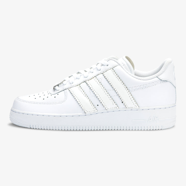 Gazelle X AF1 Triple White - Sample Sale