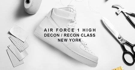 NYC Class / Air Force 1 / Sept 5-8th, 2019