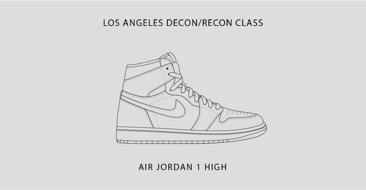 Los Angeles Class / Air Jordan 1 Exotics / February 25th-28th, 2021
