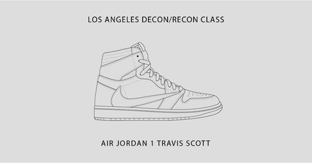 Los Angeles Class / Air Jordan 1 Travis Scott / January 28th-31st, 2021