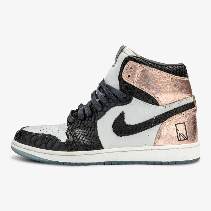Air Jordan 1 High Lux Rose Gold - Sample Sale