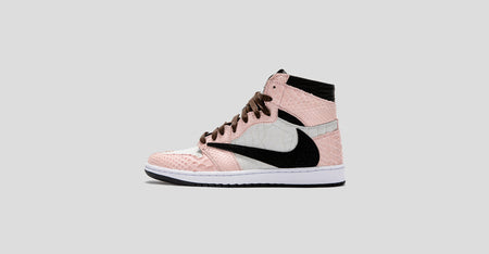 Air Jordan 1 TS Expensive Taste Blush