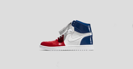 France World Cup Air Jordan 1 Tiempo