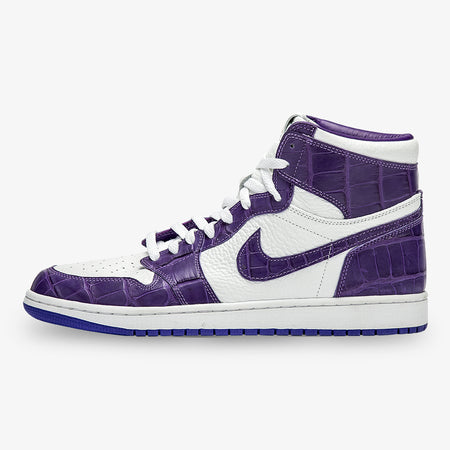 Air Jordan 1 Court Purple Lux