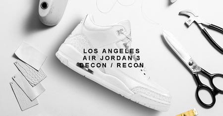 Los Angeles Class / Air Jordan 3 / Oct 18-21st, 2018