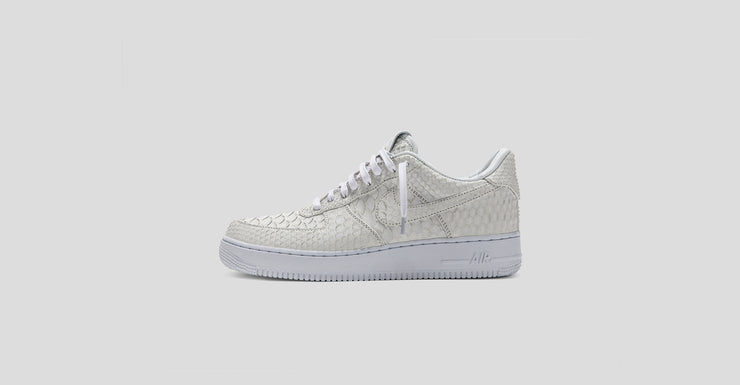 Air Force 1 All White Lux