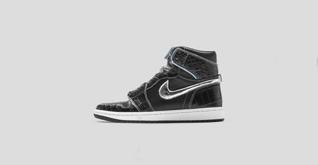 Black Diamond Air Jordan 1 Sample Sale