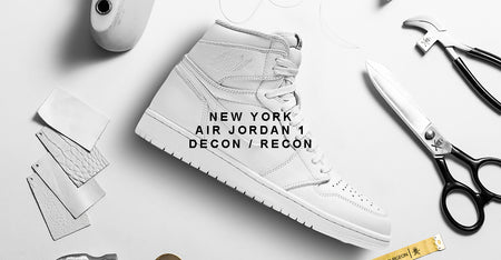 NYC Class / Air Jordan 1 / Sept 6-9, 2018