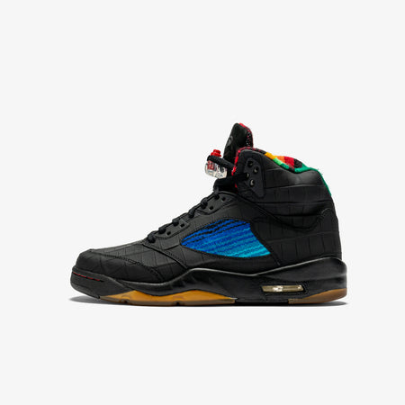 Air Jordan 5 Cinco Black