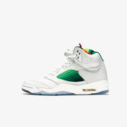 Air Jordan 5 Cinco White