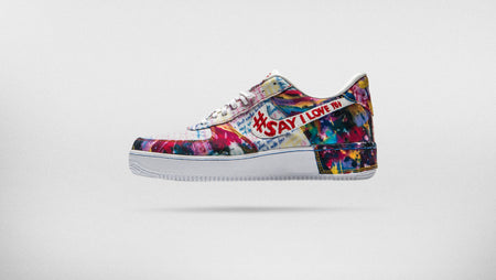 #SayILoveYou Air Force 1
