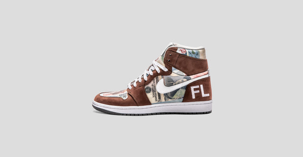 san francisco 2a9cb c0b68 FLOM Air Jordan 1